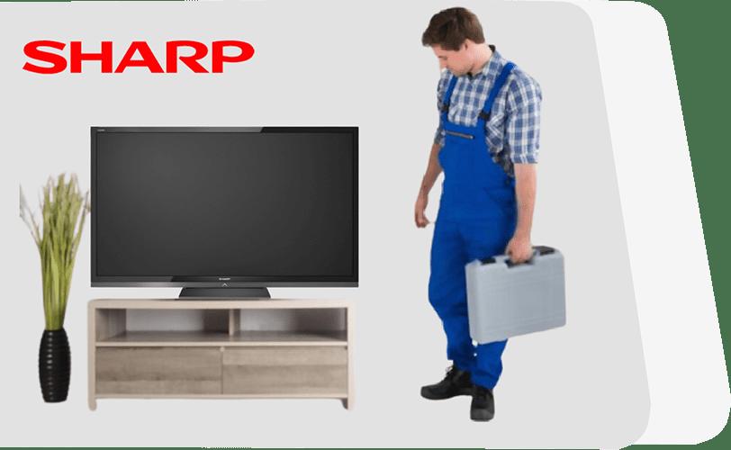 تعمیر  تلویزیون شارپ